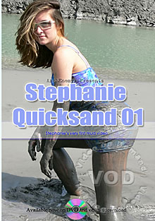 Stephanie Quicksand 01 Box Cover