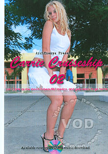 Carrie Cruiseship 02 Box Cover