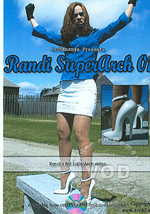 Randi SuperArch 01 Box Cover