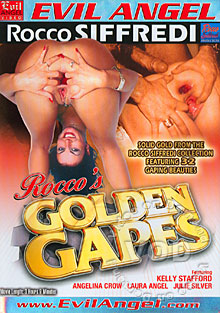 Rocco's Golden Gapes Box Cover
