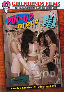 Pin-Up Girls Volume 2 Box Cover