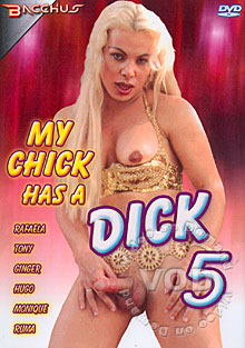 My Chick Has A Dick 5 Box Cover
