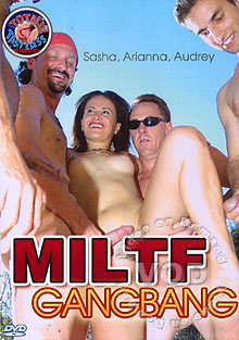 MILTF Gangbang Box Cover