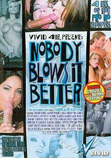 Nobody Blows It Better Box Cover