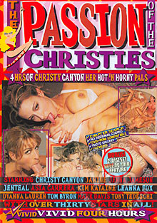 Passion Of The Christies Box Cover
