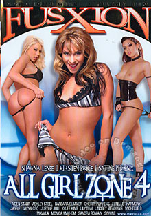 All Girl Zone 4 Box Cover