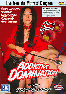 Addictive Domination Box Cover