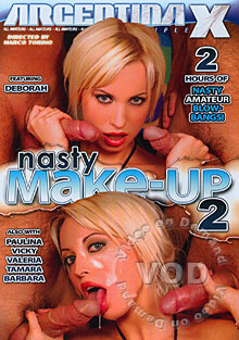 Nasty Make-Up 2 Box Cover