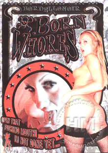 Born Whores Box Cover