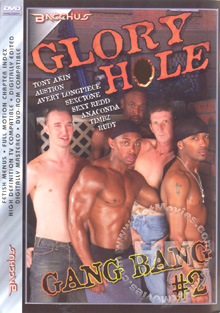Glory Hole Gang Bang #2 Box Cover