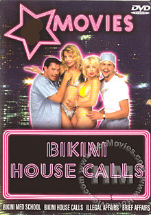 Bikini House Calls Box Cover
