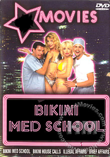 Bikini Med School Box Cover