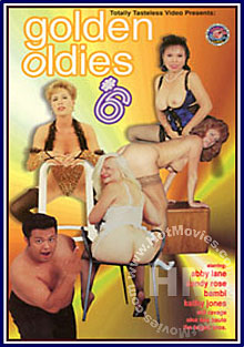 Golden Oldies 6 Box Cover