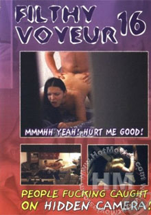 Filthy Voyeur 16 Box Cover