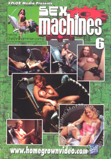 Sex Machines 6 Box Cover
