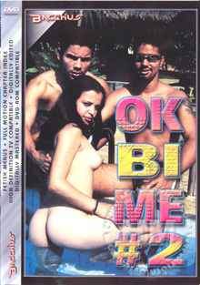 Ok Bi Me # 2 Box Cover