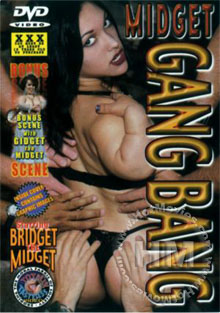 Midget Gang Bang Box Cover