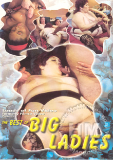 The Best of Big Ladies Box Cover