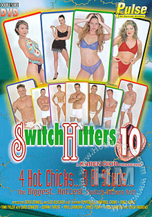Switch Hitters 10 Box Cover