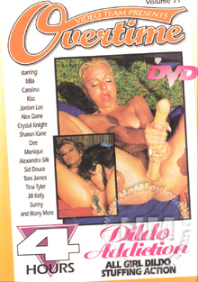 Overtime Volume 71 - Dildo Addiction Box Cover