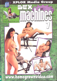 Sex Machines 7 Box Cover