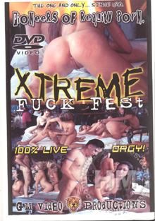 Xtreme Fuck Fest Box Cover