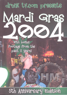 Mardi Gras 2004 Box Cover