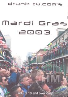 Mardi Gras 2003 Box Cover