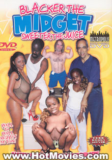 Blacker The Midget Sweeter The Juice Box Cover