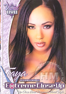 Extreme Close Up: Taya Box Cover