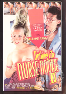 Nothing Like Nurse Nookie II Box Cover