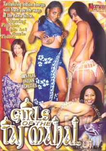 Girls Of The Taj Mahal Box Cover
