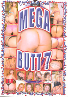 Mega Butt 7 Box Cover