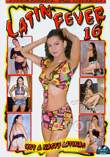 Latin Fever 16 Box Cover