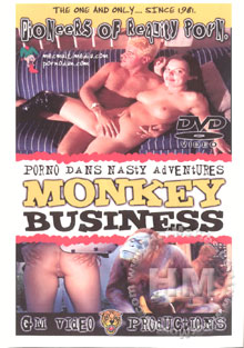 Monkey Business Box Cover