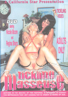 Tickling Masseuse Box Cover