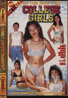 On The Hunt For College Girls - Philippine Experienced Box Cover