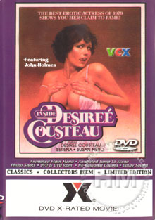 Inside Desiree Cousteau Box Cover