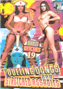 Boss Bitches #19 - Dueling Dongs and Stretched Assholes Box Cover