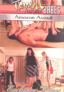 Amazon Assault Box Cover