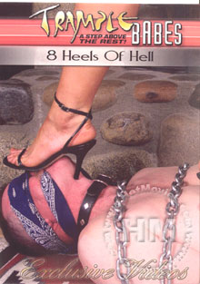 8 Heels of Hell Box Cover