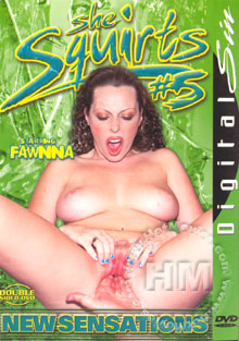She Squirts #5 Box Cover
