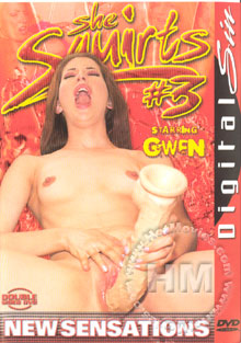 She Squirts #3 Box Cover