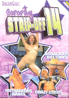 Sorority Strip-Off 14 Box Cover
