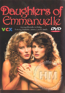 Daughters of Emmanuelle Box Cover