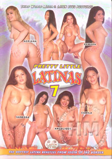 Pretty Little Latinas #7 Box Cover