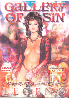 Gallery Of Sin Box Cover