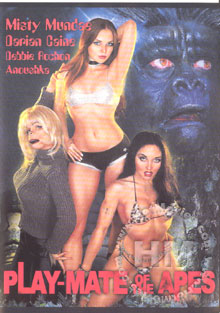 Play-Mate of the Apes Box Cover
