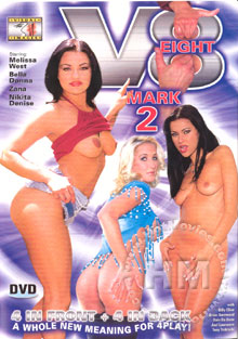 V8 Mark 2 Box Cover