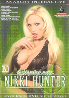Playing With Nikki Hunter Box Cover